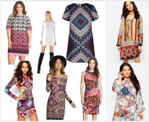 70's-Dresses