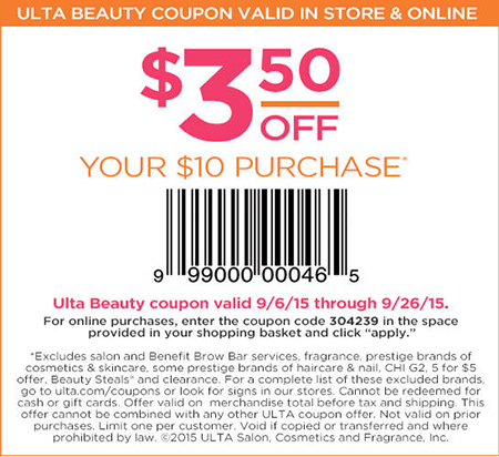 Ulta-Coupon